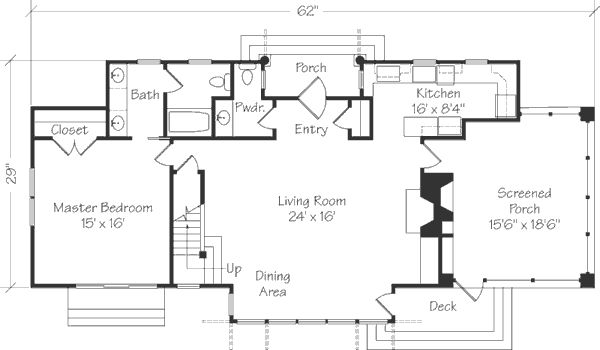 112 best master up house plans images on pinterest home for Master up house plans