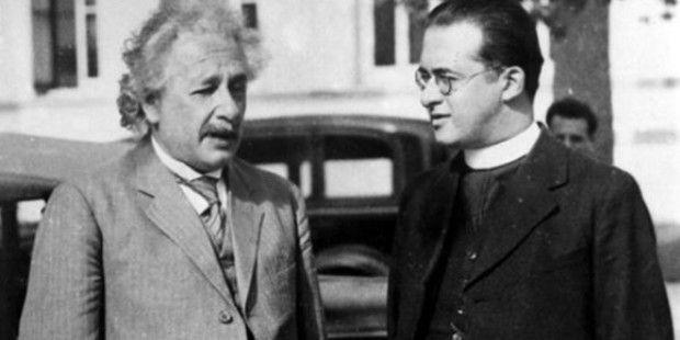 Pérolas Finas: 17 cientistas que eram também sacerdotes católicos...