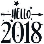 hello 2018 arrow quote