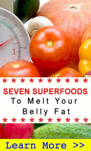 Still fretting about the extra baggage of fat sticking around your stomach. Well, worry not for we present to you a list of seven superfoods to help you fight belly fat and keep you fit and salubrious. So let us take a look....