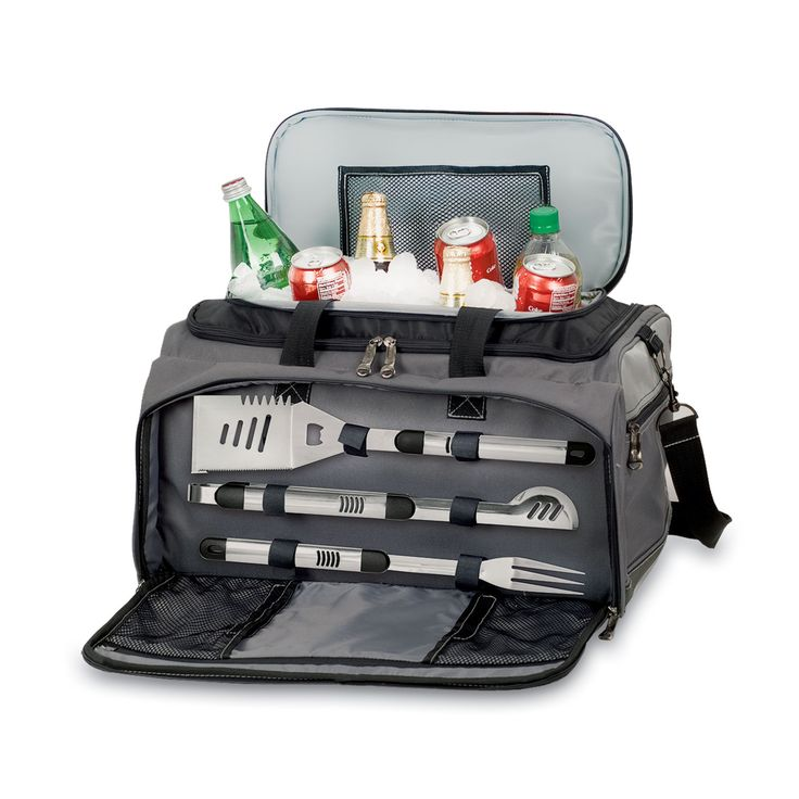 Picnic Time Buccaneer Portable Charcoal Grill-750-00-175