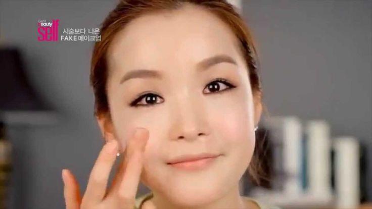 les 25 meilleures id es concernant tutoriels de maquillage asiatique sur pinterest maquillage. Black Bedroom Furniture Sets. Home Design Ideas