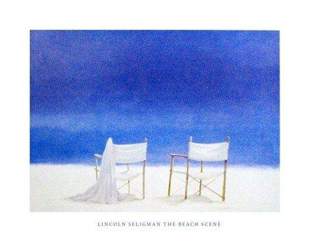 The Beach Scene - Lincoln Seligman