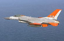 General Dynamics F-16 Fighting Falcon - Wikipedia, the free encyclopedia