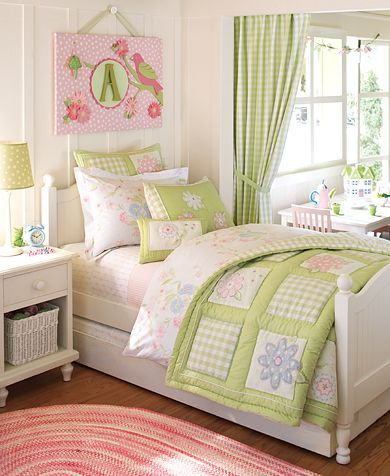 Great Big Girl Bedroom