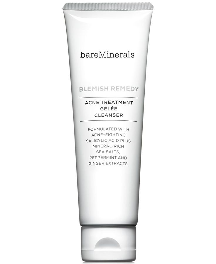 Bare Escentuals bareMinerals Blemish Remedy Acne Treatment Gelee Cleanser