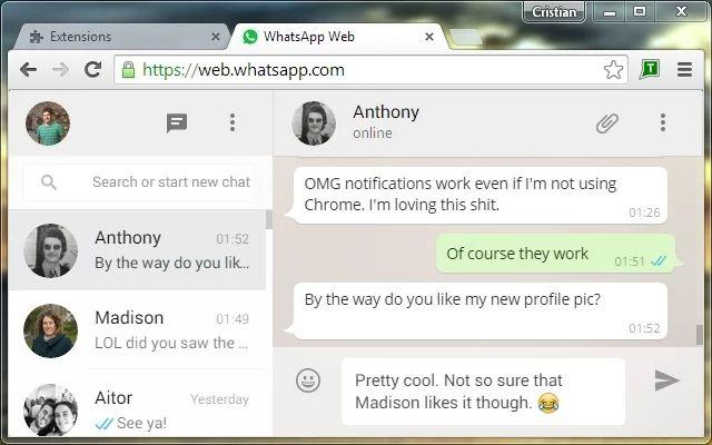 WAToolkit: Notificaciones de WhatsApp en tu escritorio - Neoteo