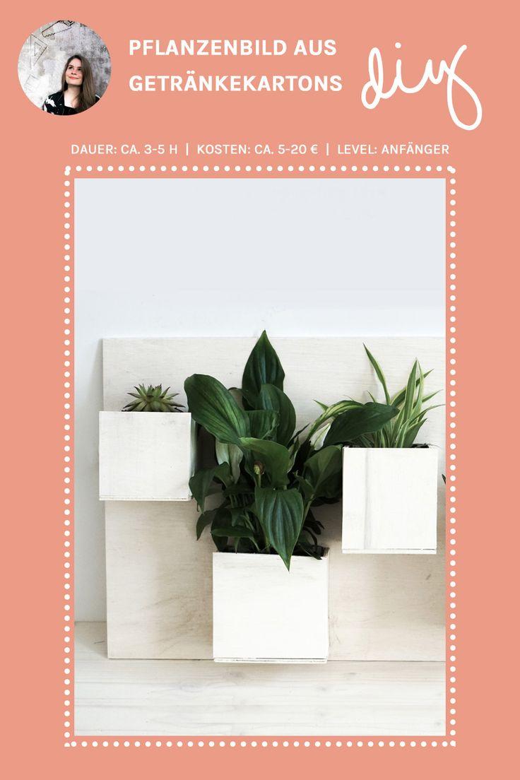 Die besten 25+ vertikaler Garten DIY Ideen auf Pinterest ...
