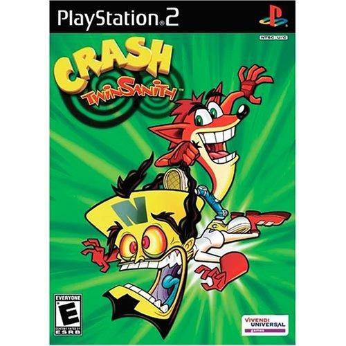 Crash Bandicoot: Twinsanity - PlayStation 2