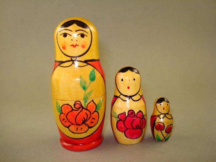 Матрёшки Розы. Воспоминания СССР - http://samoe-vazhnoe.blogspot.ru/