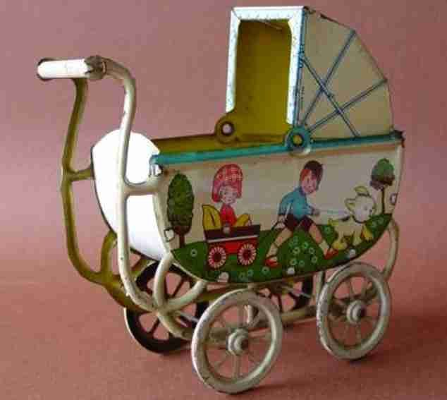 """tin toys made in germany 
