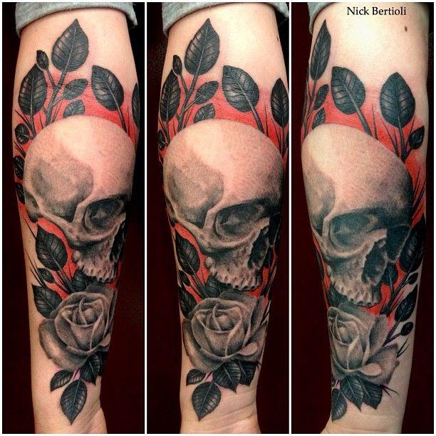 By Nick Bertioli Tattoo Realismo