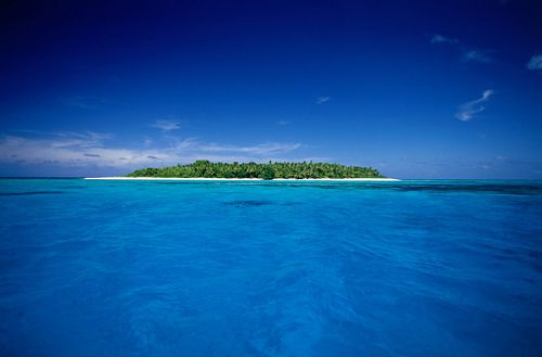 """Tuvalu - """"Isolated in the middle of Micronesia, Tuvalu is among the safest and most remote places in the world. It is the third least populated country on Earth, and the forth smallest. There are only a few places more distant from the world's strife than Tuvalu."""""""