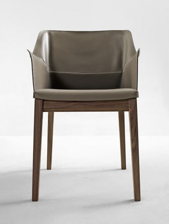 Dining chair by Molteni & C