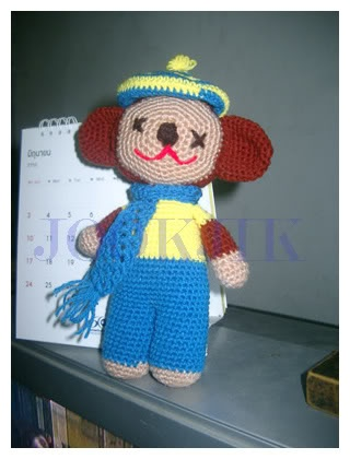 28 best images about Crochet - Monkey on Pinterest Free ...
