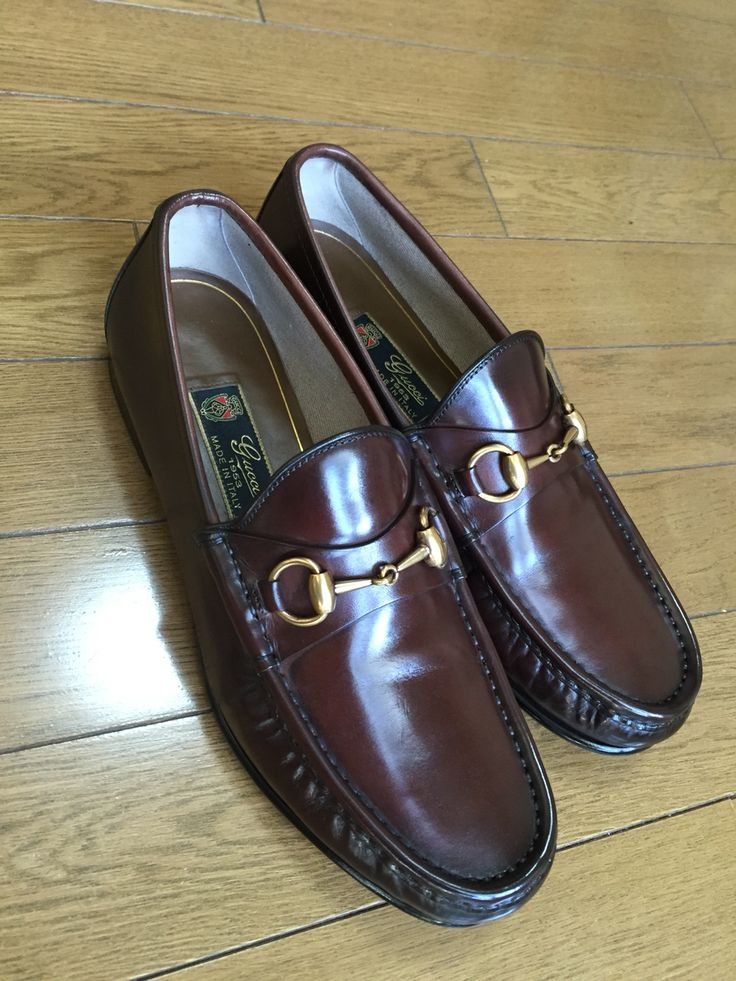GUCCI Horse bit loafer Shoeshine