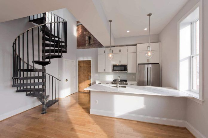 Gothic Revival Church renovated and transformed into 30 unique residential condominiums - Page 2 of 2 - CAANdesign | Architecture and home design blog