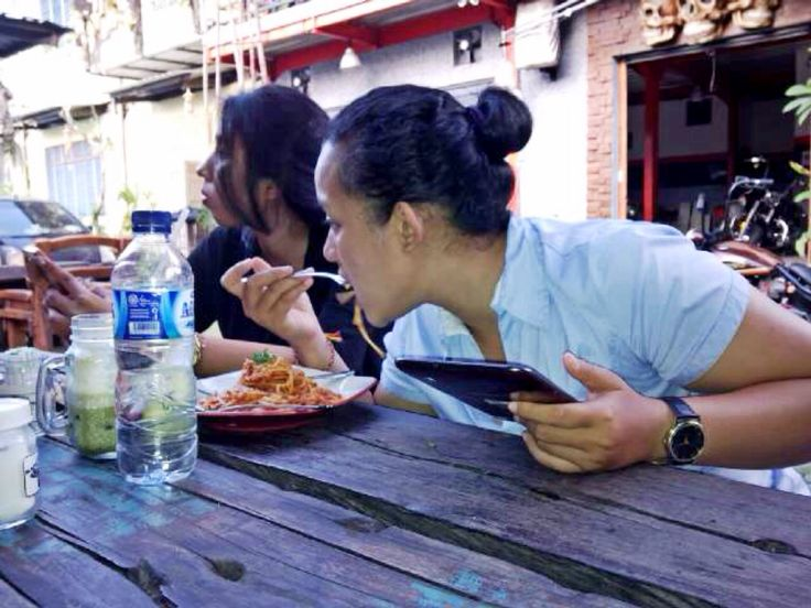 Bonne Petite and welcome To Warung Eat Well Ride Well SANUR GARAGE