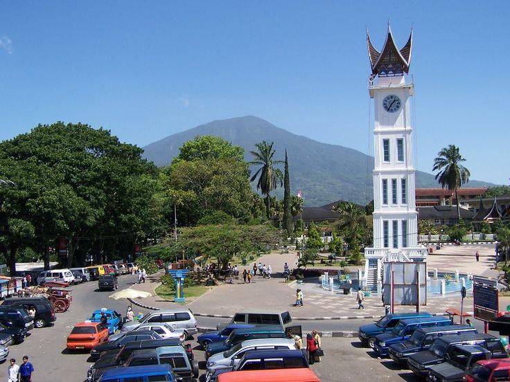 Bukittinggi in Sumatera Barat