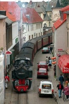 Bad Doberan Kleinbahn Molli