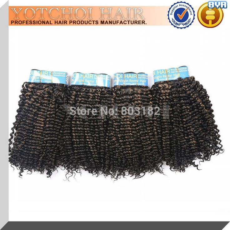 """Cheap hair dye grey hair, Buy Quality hair highlights curly hair directly from China hair smoother Suppliers:mongolian kinky curly hair Yotchoi hair products remy hair extensions 3pcs lot 14"""" mongolian kinky curl"""