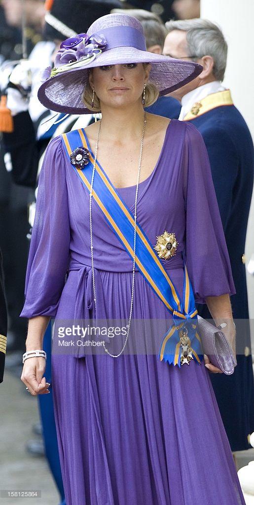 Princess Máxima, September 16, 2008 in Berry Rutjes