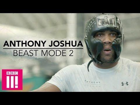 (1) How Anthony Joshua Trains - Beast Mode 2 - YouTube