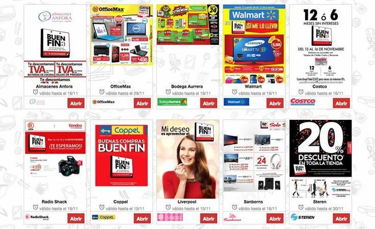 Ofertas de Walmart, Costco y más tiendas en el Buen Fin 2015 - http://webadictos.com/2015/11/12/ofertas-de-walmart-costco-buen-fin-2015/?utm_source=PN&utm_medium=Pinterest&utm_campaign=PN%2Bposts