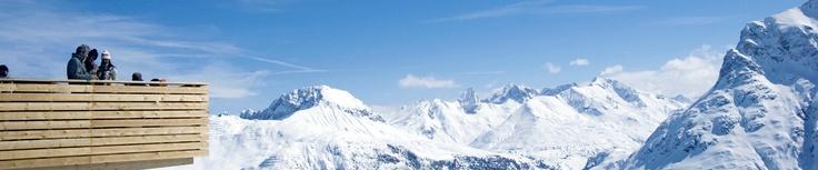 Wetter, Livecams, Schneebericht - Lech Zürs am Arlberg