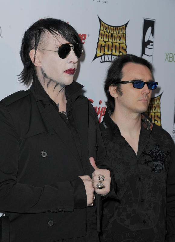 An analysis of the music of marilyn manson a controversial pop singer