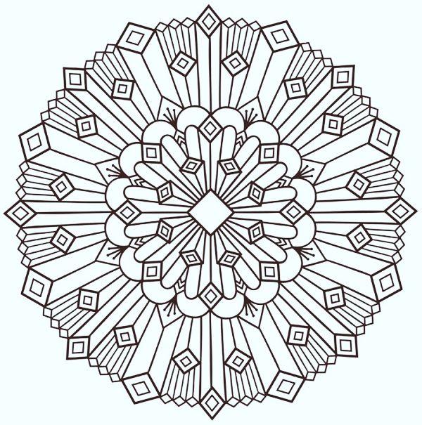 40 Printable Mandala Patterns For Many Uses Bored Art Mandala Coloring Pages Mandala Coloring Books Mandala Coloring