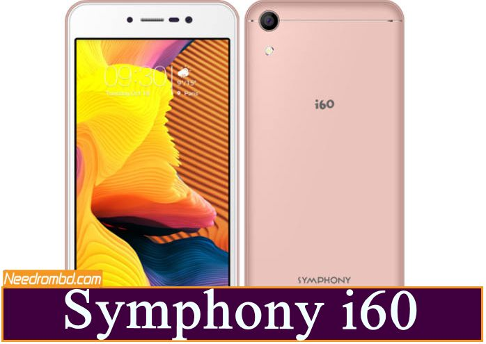 Symphony i60 Flash File Without Password | Smartphone Firmware
