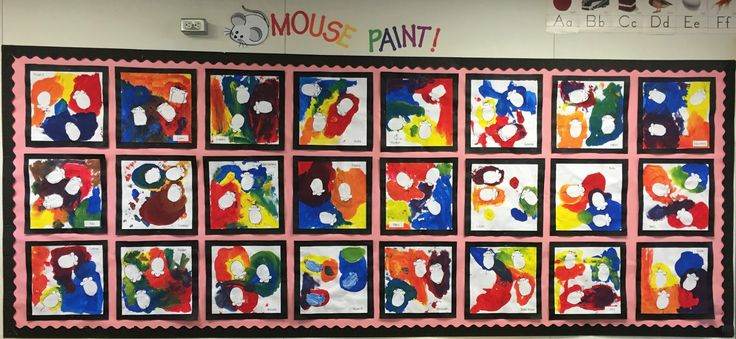 Mouse paint mixing colors activity                                                                                                                                                                                 More