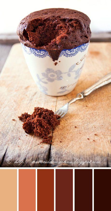 Cioccolato in tazza, ovvero soufllè al cioccolato in 5 minuti!