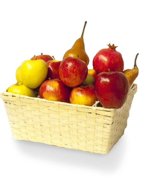 Cos cu mere si pere Merele si perele au un rol important in alimentatia sanatoasa, de aceea am creat pentru voi acest cos bogat.