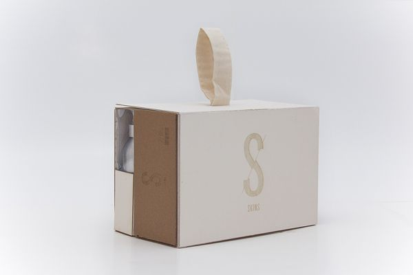 SKINS Shoe Package Design (Concept) on Packaging of the World - Creative Package Design Gallery