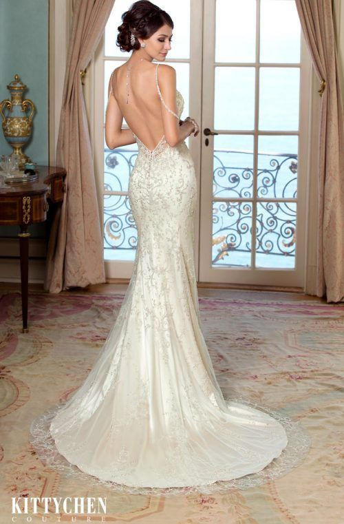 SIRI – Wedding Dresses | Bridal Gowns | KITTYCHEN COUTURE