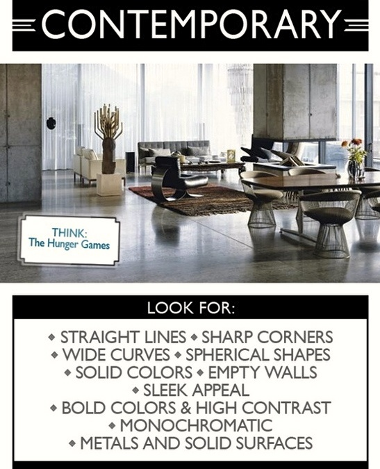 HELLO METRO Well Defined Style Contemporary Modern Interior DesignModern