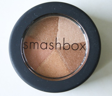 smashbox fusion soft lights in baked starburst - mini size! click through for more swatches! :)