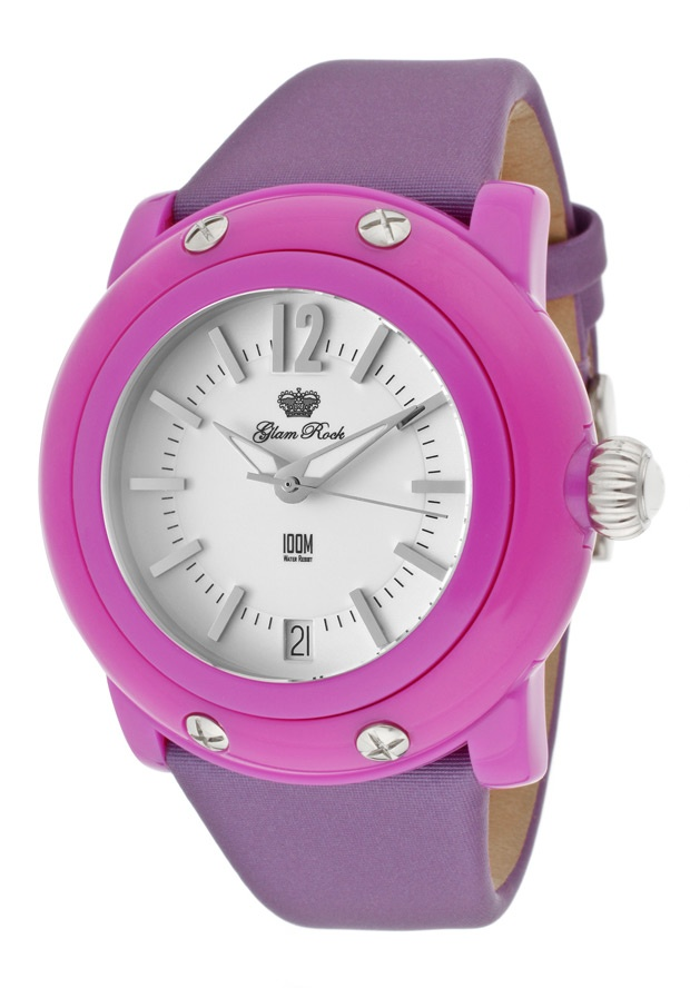 Price:$59.99 #watches Glam Rock GD1022, Add an understated look to your outfit with this unique and detailed Glam Rock watch.