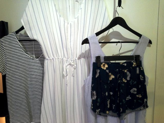 We love bringing you easy yet gorgeous pieces to wear everyday... Like these Stripes and Florals to beat the Summer heat!