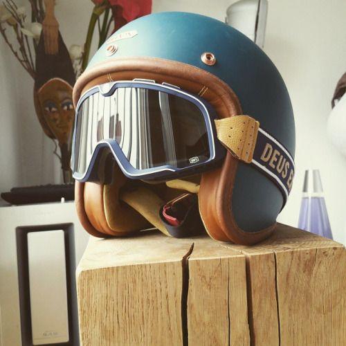 motomood:     Top 5 custom helmets on... / cafe racer