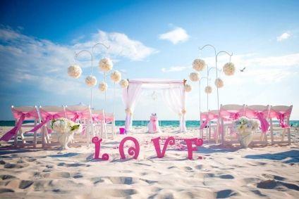 Best 25 Beach Wedding Arbors Ideas Only On Pinterest