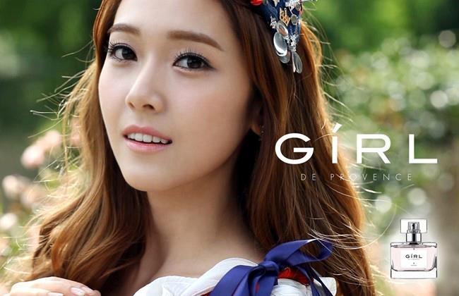 GIRL Perfume: De Provence, Girls Generation Jessica, Girls De, Snsd Jessica, Generation Girls, Jessica Jung, Asian Stars, Girls Perfume, Beautiful Girls