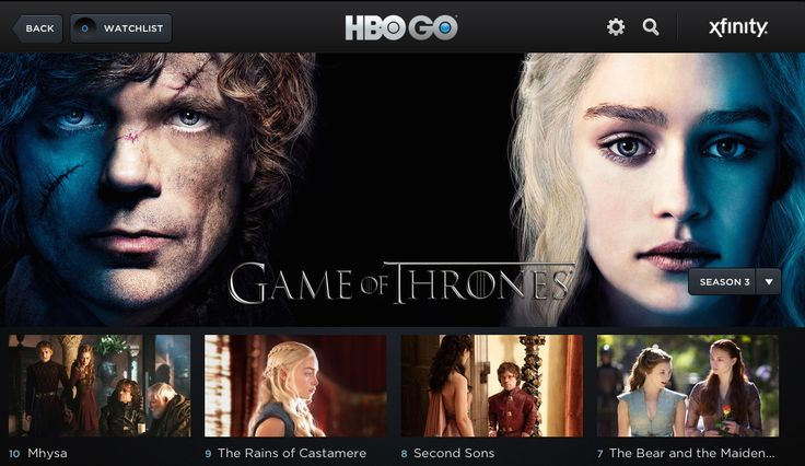 GoT : Les serveurs Streaming de HBO Go explosent More at http://atechpoint.com/ #tech #atechpoint