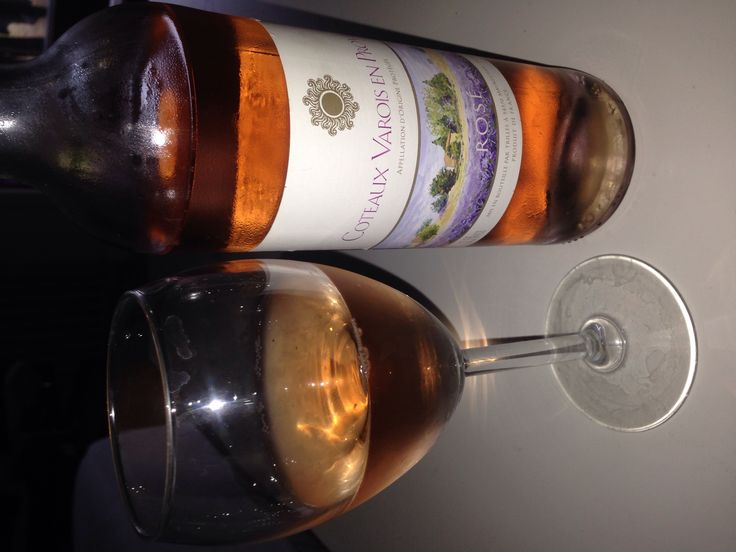 Provence wine is getting tested! So far good. #wine #provence #france #rosé
