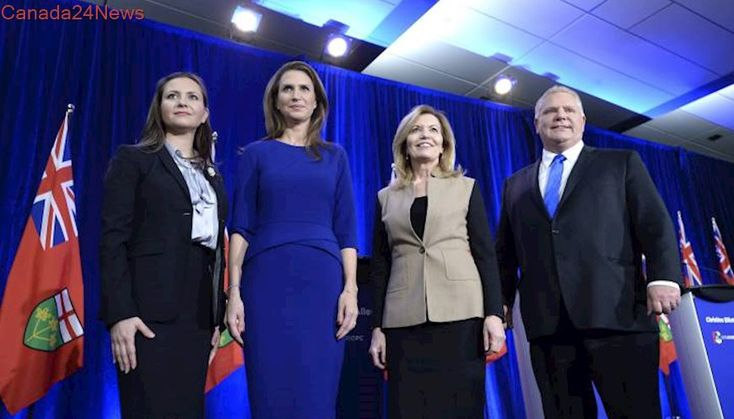 Online voting begins Friday for new Ontario Progressive Conservative leader