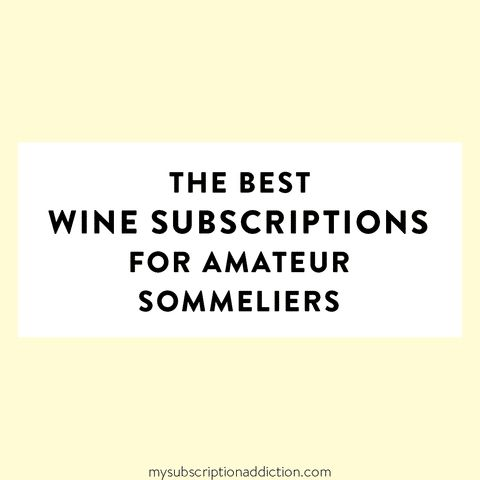 Best Wine of the Month Clubs & Wine Subscription Boxes