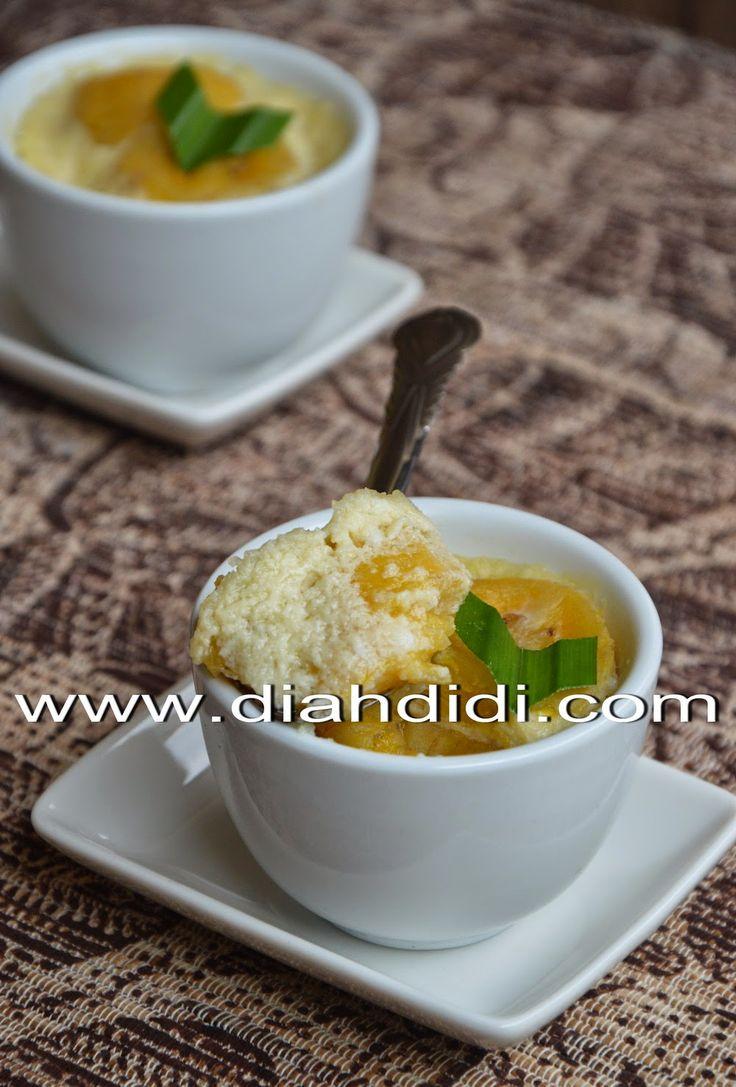 Diah Didi's Kitchen: Arseng...Kolak Kukus Khas Kraton Yogya