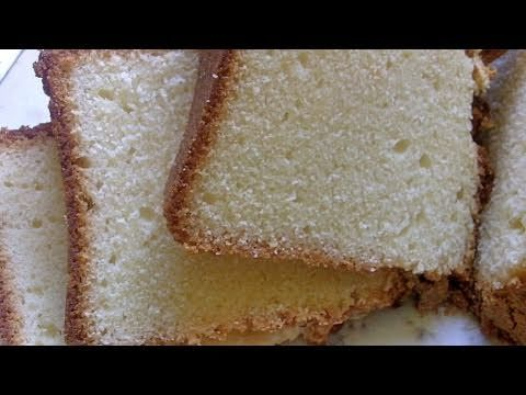 Soul Food Cream Cheese Pound Cake